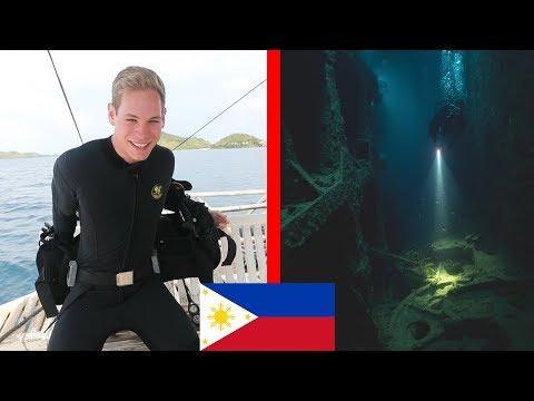 BEST SHIPWRECK SCUBA DIVING IN THE WORLD! ft. Fearless and Far (Coron, Philippines)_Búvárkodás. Heti legjobbak