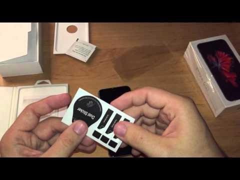 Apple iPhone 6s 32GB teszt videó