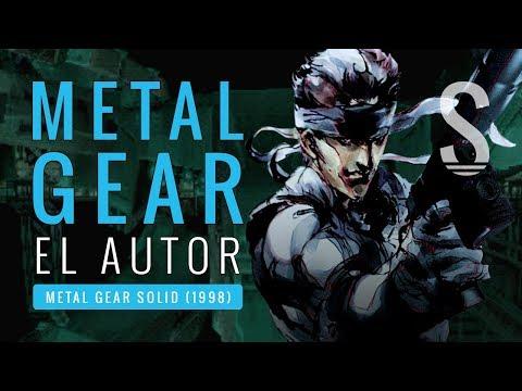 METAL GEAR SOLID. El autor. Historia inspiración y mecánicas.