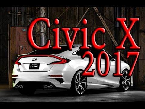 Honda civic 10 обзор фото