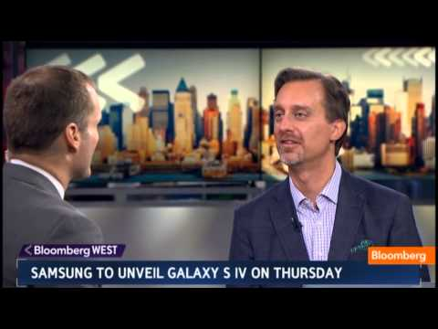 Gene Munster - March 12 (Bloomberg) -- Gene Munster, an analyst at Piper Jaffray Cos., talks about Samsung Electronics Co.'s Galaxy S IV smartphone, which may be unveiled o...