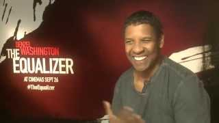 Denzel Washington gets angry at The Equalizer sequel questions: 2014 interview