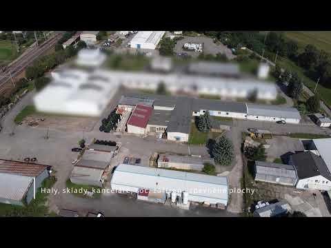 Video VELKÝ OSEK - obchod, výroba a skladování