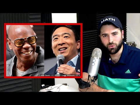 Dave Chappelle Endorses Andrew Yang | The Freedom Dividend will unite us