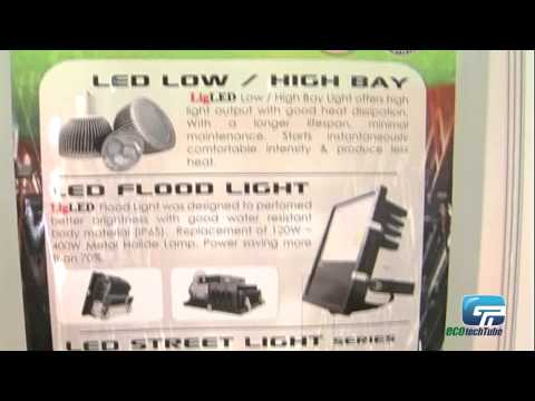 Ligetech Automation : LIGLED - Industrial LED Lighting