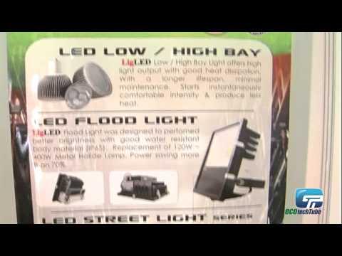 Ligetech Automation : LIGLED - Industrial LED Lighting