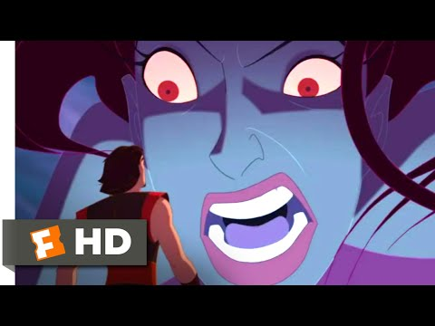 Sinbad (2003) - The Greatest Sacrifice Scene (10/10) | Movieclips