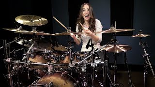 DEFTONES - AROUND THE FUR - DRUM COVER BY MEYTAL COHEN