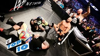 Nonton Top 10 SmackDown moments: WWE Top 10, May 12, 2016 Film Subtitle Indonesia Streaming Movie Download
