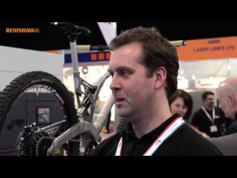 World's 1st metal 3D printed bike frame - Chris Williams the MD of Empire Cycles is interviewed