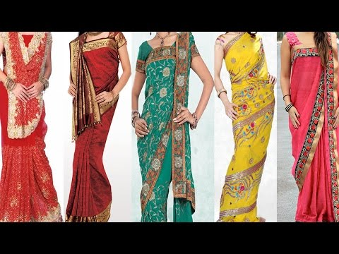 5 Different Ways of Wearing Saree For Wedding to Look Slim & Tall |Tips & Ideas to Drape Saree Pallu