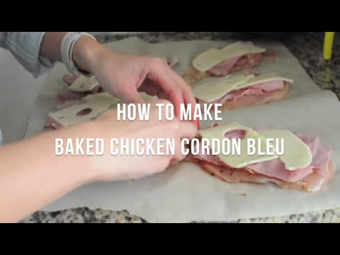 Cordon Bleu tarifi, Cordon Bleu nasıl yapılır