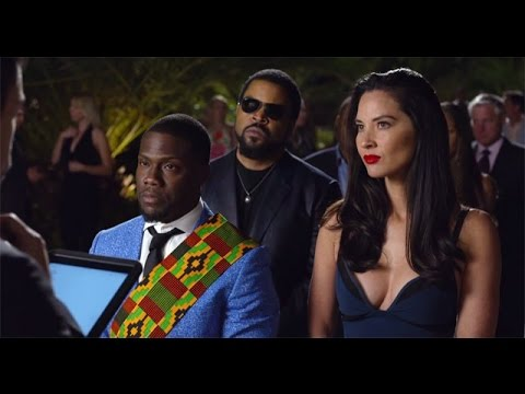 Ride Along 2 Movie - Party Scene (Kevin Hart-ice Cube)