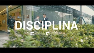 Disciplina - Miniatura de Vídeo do Youtube