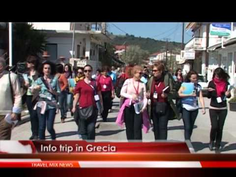 Info trip in Grecia