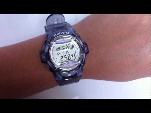 Casio Baby-G Whale Series Watch BG169R-8