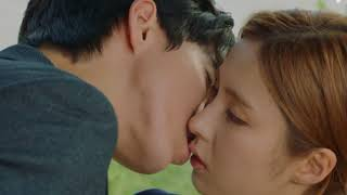 Bride of the Water God Ep.16 kiss scene FULL (Zoom & Slow) HD
