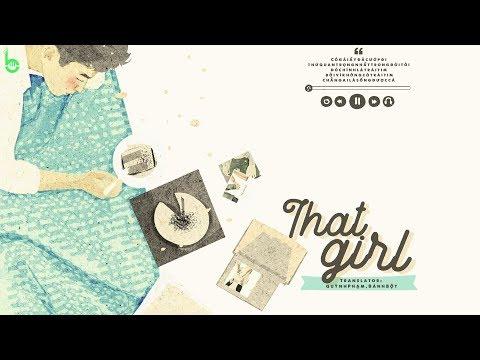 ♩ That Girl - Jason Chen Trần Dĩ Đồng| Lyrics [Kara + Vietsub] ♩ (Song Ngữ Anh - Hoa) - Thời lượng: 3 phút.