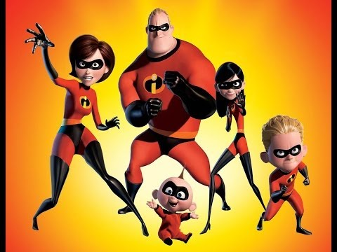 Will There Be A Time Lapse On THE INCREDIBLES 2? - AMC Movie News