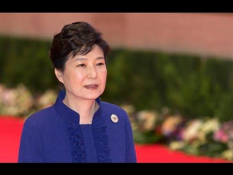 Park Geun Hye Resmi Masuk Bui