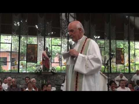 VÍDEO: Homilia do Pe. Julio em 01/02/2015 – 4º Domingo do Tempo Comum