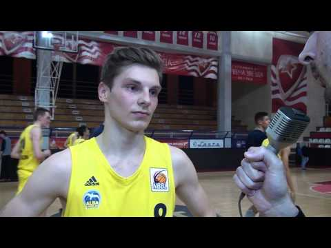 ANGT Belgrade Interview: Ferdinand Zylka, Alba Berlin