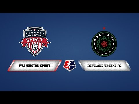 washington - Washington Spirit vs. Portland Thorns FC July 23, 2014 - 7:00 PM ET Maureen Hendricks Field - Boyds, Md.