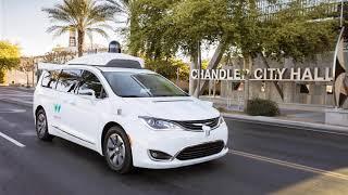Waymo introduces Driverless Taxis