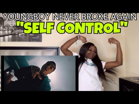 Youngboy Never Broke Again - Self Control | Reaction