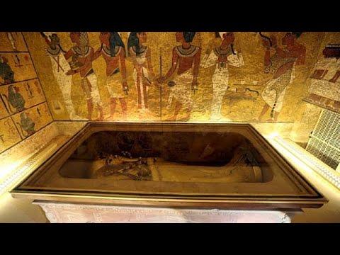 العرب اليوم - شاهد: مصر تقول كلمتها الأخيرة بشأن سر الغرفة الخفية في مقبرة توت غنخ آمون