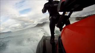 10. SeaDoo 3D DI onboard - Iceland