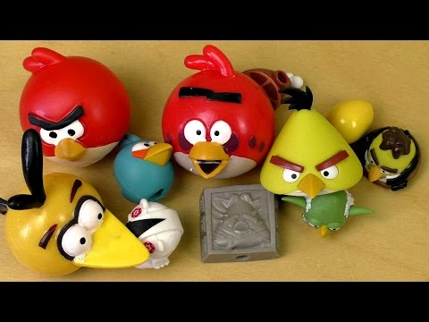 birds - These are Angry Bird blind bags. Three different producers. Please rate this product: http://www.junkfoodtaster.com/?p=3476 (plus 10 Images and thousands of ...