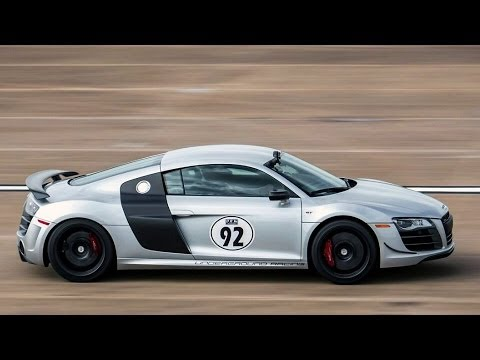 R - 1800hp capable Underground Racing 2R Audi R8 kill list: - 1800hp UGR Gallardo - 1400hp GT-R - 1800hp UGR Lambo - 1800hp UGR Superleggera - 1800hp UGR Superle...