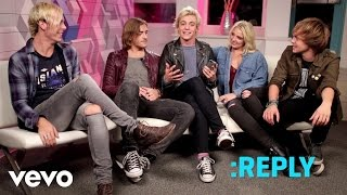 R5 - ASK:REPLY (VEVO LIFT): Brought To You By McDonald's