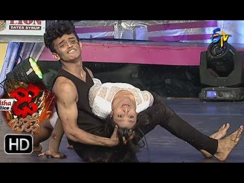 Video Sanketh and Priyanka Performance | Dhee Jodi | 31st  May 2017 | ETV Telugu download in MP3, 3GP, MP4, WEBM, AVI, FLV January 2017