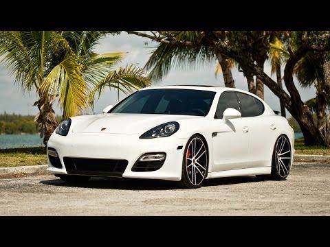 MC Customs Porsche Panamera GTS
