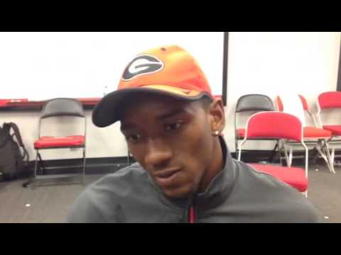Malcolm Mitchell Interview 10/4/2014 video.