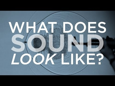 What Does Sound Look Like%3F