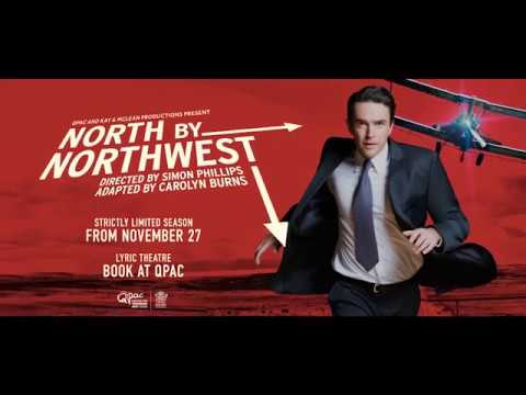 Alfred Hitchcock's North by Northwest comes to QPAC