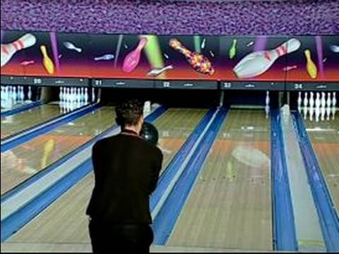 Advanced Bowling Tips : How to Bowl a 10 Pin Spare