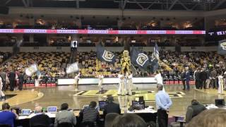 UCF Basketball Entertainment show