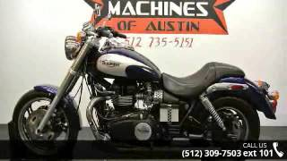 10. 2008 Triumph Speedmaster *CHEAP & LOW MILES*  - Dream Mac...