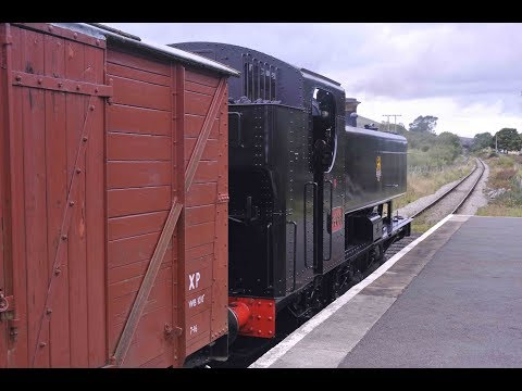 NON STOP TRAIN RIDE BEHIND 9466 FROM BLAENAVON HIGH LEVEL TO WHISTLE INN - 17th September 2012