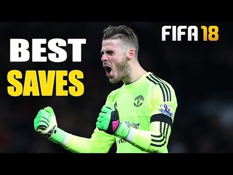 FIFA 18-Best Goalkeepers Saves #1