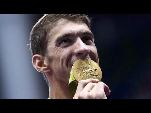 Αθλητική Ανασκόπηση: Οι Ολυμπιακοί Αγώνες του Ρίο ντε Τζανέιρο – review