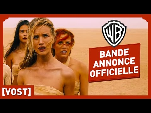Mad Max : Fury Road - Nouvelle Bande Annonce Officielle (VOST)