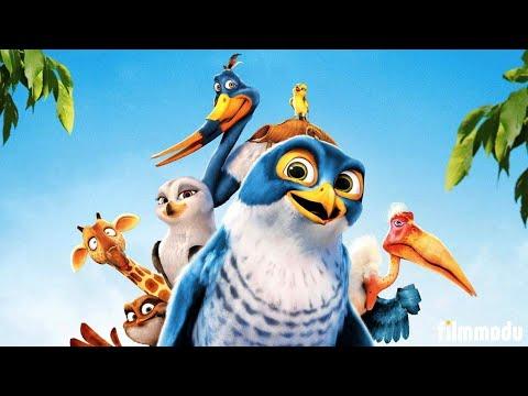 Keyifli Bir Animasyon (Kuşlar Şehri)