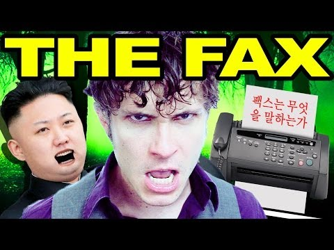 WHAT DOES THE FAX SAY? (North Korea Ylvis The Fox Parody Music Video HD) видео
