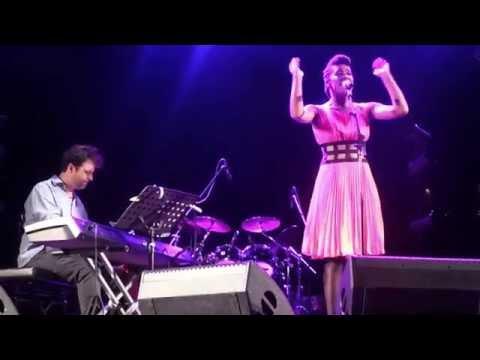 Tricia Evy - Hommage à Patrick Saint Eloi au Gwadloup Festival