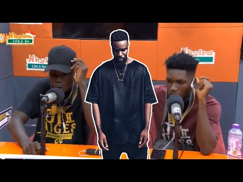 VIRAL VIDEO: SARKODIE HAS END0RSED OT AND AIGES FROM KUMERICA BY P0STING THEM ON HIS INSTAGRAM